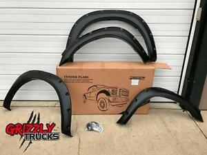 2009 - 2017 Dodge Ram 1500/2500/3500 Grizzly Fender Flares !!! Only $275 a set!!