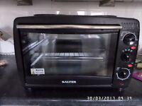 Salter Worktop cooker with 2 hobs