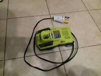 ryobi charger 120v