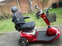 mobility scooter newly new 6 months old been in storage