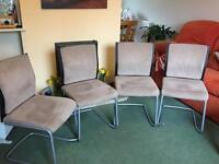 Meeting / waiting room chairs