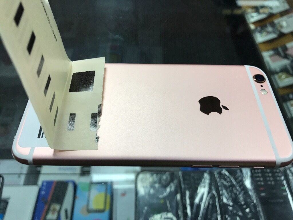 Iphone 6s 16gbin Leicester, LeicestershireGumtree - Iphone 6s used Used, brilliant condition, comes with 6 months warranty, inc charger, fully teated no offers Call or text 07888821030 no time wasters please