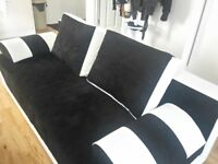 Nice and decent sofa with storage inside!