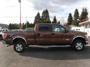 2012 Ford F-150 XLT Ecoboost Prince George British Columbia image 4