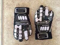 Trials motorcycle gloves