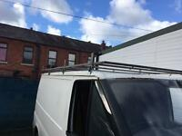 Transit roof rack