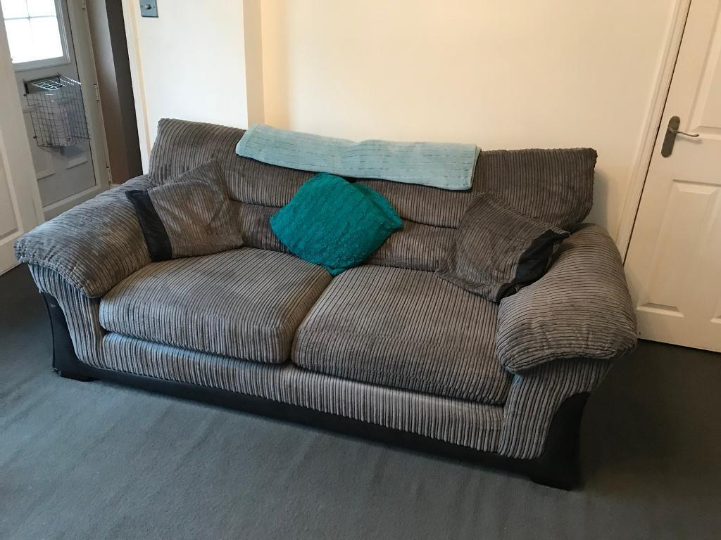 Sofa Chair And Pouffe In Barnsley South Yorkshire Gumtree