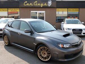 2008 Subaru Impreza WRX STi Gold Wheels, AWD