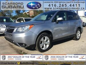 2016 Subaru Forester 2.5i Conv. PKG, FROM 1.9% FINANCING AVAILAB