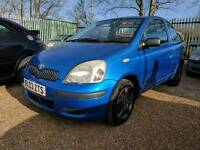 TOYOTA YARIS 1.0 - IDEAL FIRST CAR - LOW OWNERS FULL HISTORY - HPI CLEAR