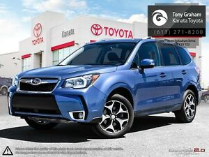 2015 Subaru Forester 2.0XT Touring Leather+Sunroof+Navigation...