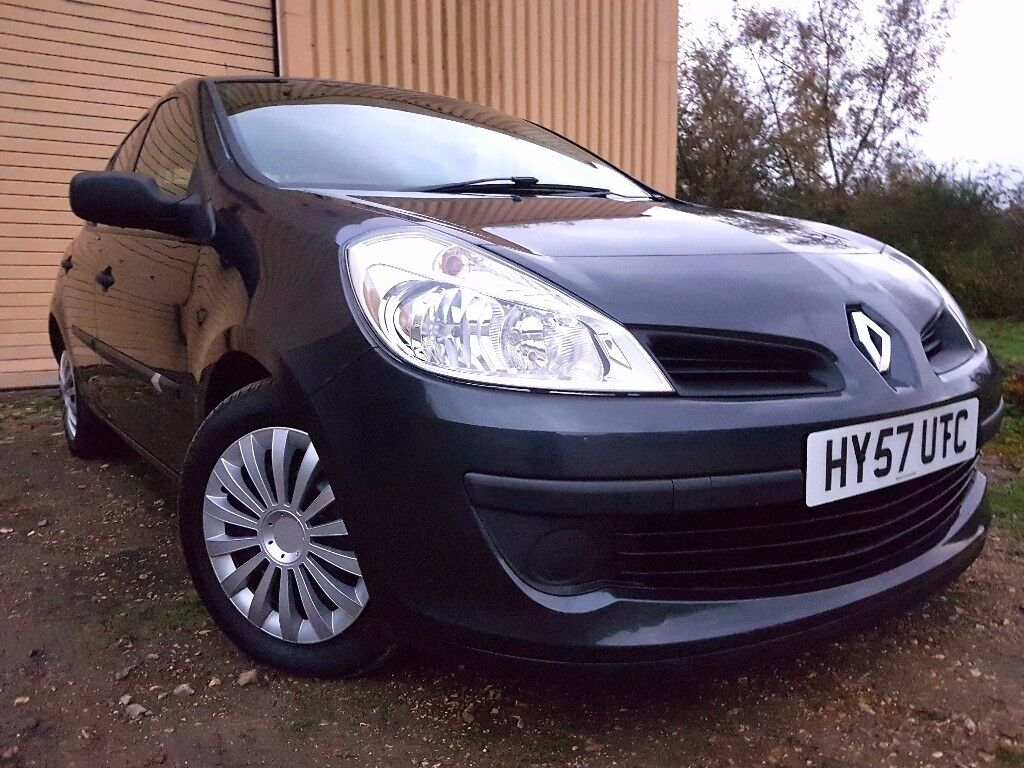 Renault Clio 1.4 16v Expression *JUST SERVICED*3 MONTHS WARRANTY*LONG MOT*P/X WELCOME*DELIVERY AVAIL