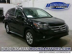 2014 Honda CR-V AWD 5dr EX-L ** ENTER TO WIN $10,000**