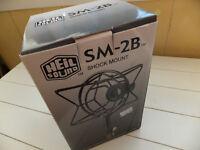 Ham Radio Heil microphone shock mount SM-2B