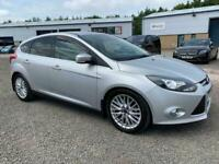Ford Focus Zetec 1.6 TDCI 12Reg FULL YEAR MOT Only £20 tax As Mondeo Insignia A4 Astra 308 118D 320D