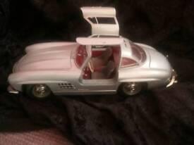 Burago mercedes car model