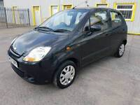07 Chevrolet Matiz 1.0L petrol. New Mot. Low Mileage