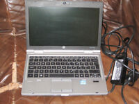 "HP 12.5"" Laptop Intel Core i5- 2.50GHz. can deliver"