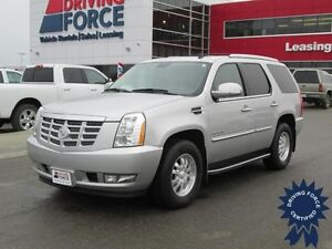 2010 Cadillac Escalade w/ Entertainment System, 119,523 KMs
