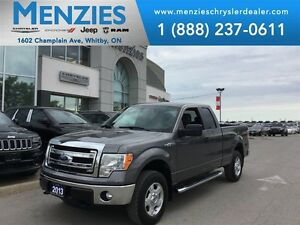 2013 Ford F-150 XLT 4x4, Bluetooth, Hitch, Side Bars