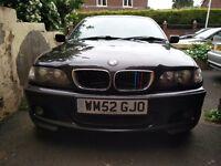 BMW e46 3series 320d msport