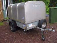 Ifor Williams P6e trailer for sale