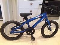 Ridgeback mx16 Boys bike 16 inch wheels