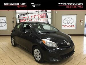2013 Toyota Yaris 4 Door-Hatchback-Automatic!- MONTH END SPECIAL