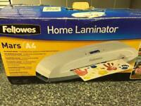 Home laminator