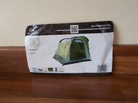 brand new, unused 2 person tent for sale plus accessories