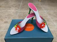 Beautiful and Individual Karen Milllen Shoes Size EU 36 Great Condition