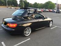 2011 BMW 3 Series M Sport 320D Diesel Automatic Convertible