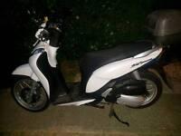 Honda sh mode 125cc