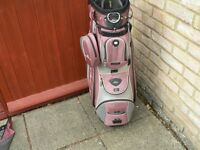 Golf Bag, Ladies, Cobra, pink