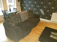 4 Seater Scatter Back Split Couch For Sale £200 o.n.o