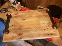 Mancave serving tray