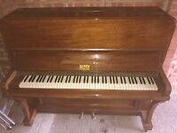 Upright Berry Piano for sale £100