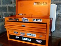 Large beta tool top box cost £359 when new only £80 for quick sale