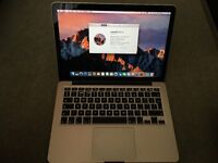 "MacBook Pro Retina 13.3"", late 2012, 8GB RAM, 128GB"