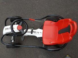 Kettler Silverstone Air Go Kart