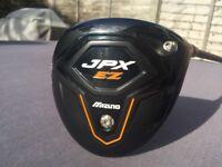 Mizuno JPX EX driver and 7 wood