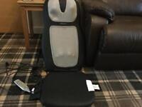 Homedics Shiatsu Electric Back And Shoulder Massager SBM 500 HA Model