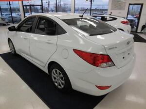 2012 Hyundai Accent GL 1.6L Berline/Sedan 39$/semaine West Island Greater Montréal image 5