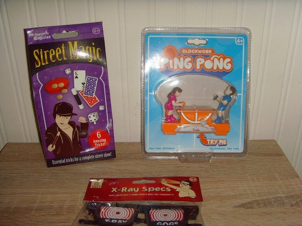 JOB LOT STOCKING FILLER TOYS (NEW) - £1