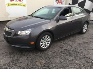 2011 Chevrolet Cruze LT Turbo, Automatic, Only 64, 000km