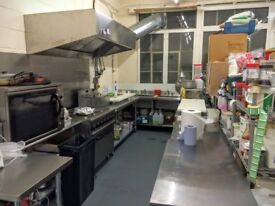 Commercial Kitchen to rent and hire in Battersea SW8 London