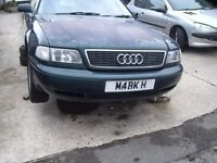 audi a8 1998 to 2001 ,3.7 petrol automatic breaking all the car