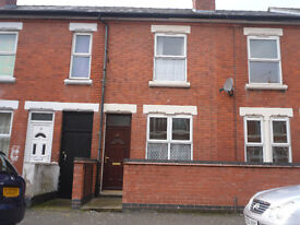 Derby 2 bed terraced house