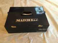 Match Box Stack System