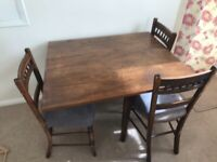 Dining or breakfast chairs -Victorian